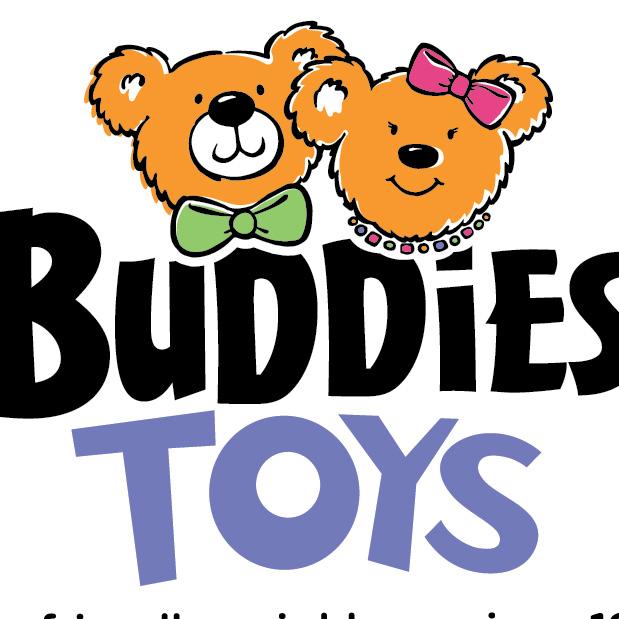 Buddies Toys Logo